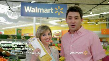 Walmart Low Price Guarantee TV Spot, 'Lindsey' - 108 commercial airings