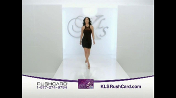 KLS RushCard TV Spot Featuring Kimora Lee Simmons - 1275 commercial airings