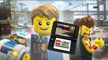 LEGO City Undercover: The Chase Begins TV Spot, 'Crime is on the Rise' - Thumbnail 1