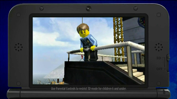LEGO City Undercover: The Chase Begins TV Spot, 'Crime is on the Rise' - Thumbnail 3