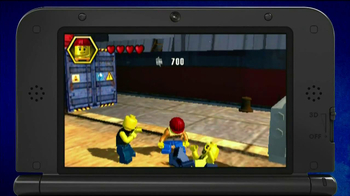 LEGO City Undercover: The Chase Begins TV Spot, 'Crime is on the Rise' - Thumbnail 5