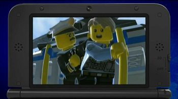 LEGO City Undercover: The Chase Begins TV Spot, 'Crime is on the Rise' - Thumbnail 6