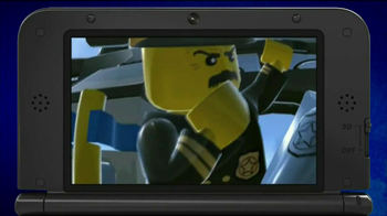 LEGO City Undercover: The Chase Begins TV Spot, 'Crime is on the Rise' - Thumbnail 7