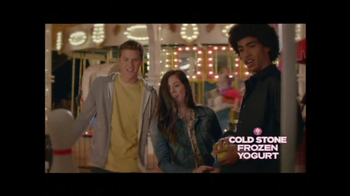 Cold Stone Creamery Frozen Yogurt TV Spot, 'Carnival' - Thumbnail 2
