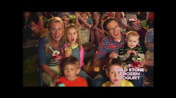 Cold Stone Creamery Frozen Yogurt TV Spot, 'Carnival' - Thumbnail 3