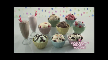 Cold Stone Creamery Frozen Yogurt TV Spot, 'Carnival'