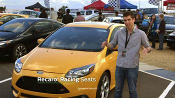 Ford EcoBoost Challenge TV Spot, 'Focus' - 133 commercial airings