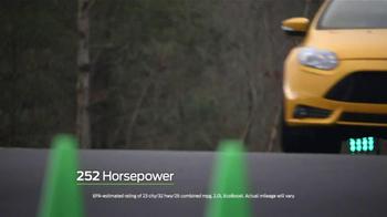 Ford EcoBoost Challenge TV Spot, 'Focus' - Thumbnail 4