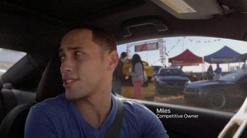 Ford EcoBoost Challenge TV Spot, 'Focus' - Thumbnail 7