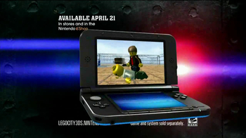 LEGO City Undercover: The Chase Begins TV Spot, 'Big and Small Missions' - Thumbnail 9