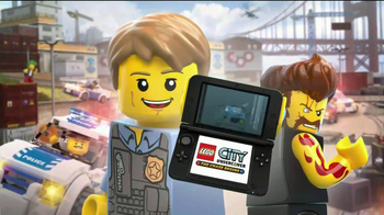 LEGO City Undercover: The Chase Begins TV Spot, 'Big and Small Missions' - Thumbnail 1