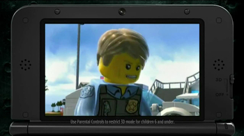LEGO City Undercover: The Chase Begins TV Spot, 'Big and Small Missions' - Thumbnail 3