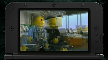 LEGO City Undercover: The Chase Begins TV Spot, 'Big and Small Missions' - Thumbnail 5