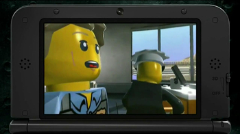 LEGO City Undercover: The Chase Begins TV Spot, 'Big and Small Missions' - Thumbnail 6