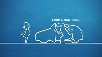 Ford C-Max Hybrids TV Spot, 'Say Hi' - 519 commercial airings
