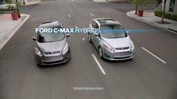 Ford C-Max Hybrids TV Spot, 'Say Hi' - Thumbnail 10