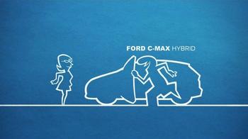 Ford C-Max Hybrids TV Spot, 'Say Hi' - Thumbnail 2