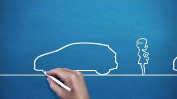 Ford C-Max Hybrids TV Spot, 'Say Hi' - Thumbnail 3