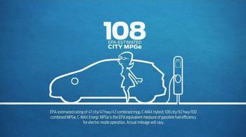 Ford C-Max Hybrids TV Spot, 'Say Hi' - Thumbnail 6