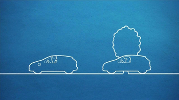 Ford C-Max Hybrids TV Spot, 'Say Hi' - Thumbnail 7