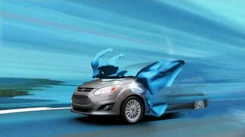Ford C-Max Hybrids TV Spot, 'Say Hi' - Thumbnail 8