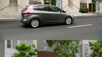 Ford C-Max Hybrids TV Spot, 'Say Hi' - Thumbnail 9