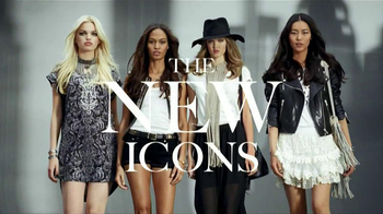 H&M TV Spot, 'The New Icons' Featuring Lindsey Wixson, Joan Smalls, Liu Wen