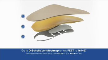 Dr. Scholl's Custom Fit Orthotics Machine TV Spot - Thumbnail 7