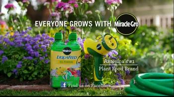 Miracle-Gro Liquafeed TV Spot, 'Bigger, Healthier, More Beautiful' - Thumbnail 9