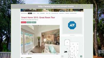 HGTV Smart Home 2013 TV Spot, 'ADT' - Thumbnail 9