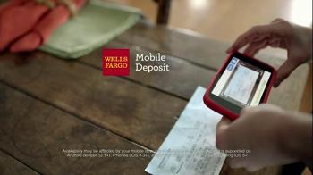 Wells Fargo TV Spot, 'First Paycheck' - Thumbnail 6