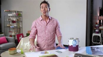 HGTV HOME by Sherwin-Williams TV Spot, 'Ta-da Moment' Feat. David Bromstad - 153 commercial airings