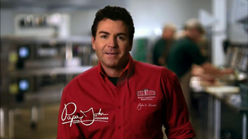 Papa John's Double Layered Pepperoni Pizza TV Spot, 'Twice is Nice' - Thumbnail 1