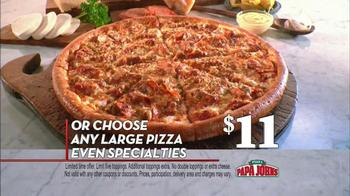 Papa John's Double Layered Pepperoni Pizza TV Spot, 'Twice is Nice' - Thumbnail 8