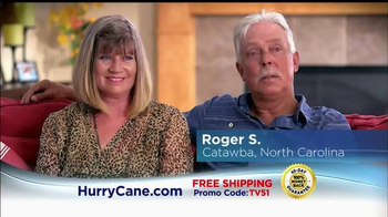 The HurryCane TV Spot, 'Hit & Run' - Thumbnail 4