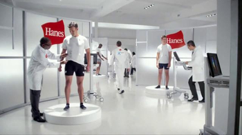 Hanes X-Temp TV Spot, 'Drive Test' - Thumbnail 1
