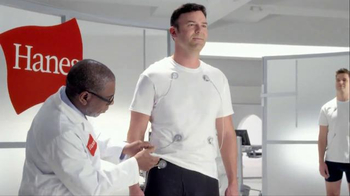 Hanes X-Temp TV Spot, 'Drive Test' - 17899 commercial airings