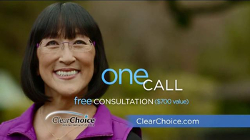 ClearChoice TV Spot, 'Time' - Thumbnail 8