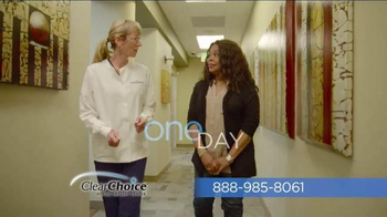 ClearChoice TV Spot, 'Time' - Thumbnail 7