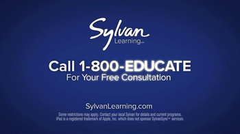 Sylvan Learning Centers TV Spot, 'Avoid Summer Learning Loss' - Thumbnail 7