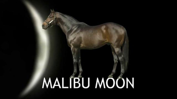 Spendthrift Farm TV Spot, 'Malibu Moon'