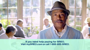 Breo Ellipta TV Spot, 'Breathing Problems' - Thumbnail 9