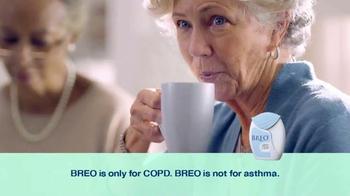 Breo Ellipta TV Spot, 'Breathing Problems' - Thumbnail 6