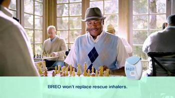 Breo Ellipta TV Spot, 'Breathing Problems' - Thumbnail 7