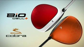 Cobra Golf Bio Cell TV Spot