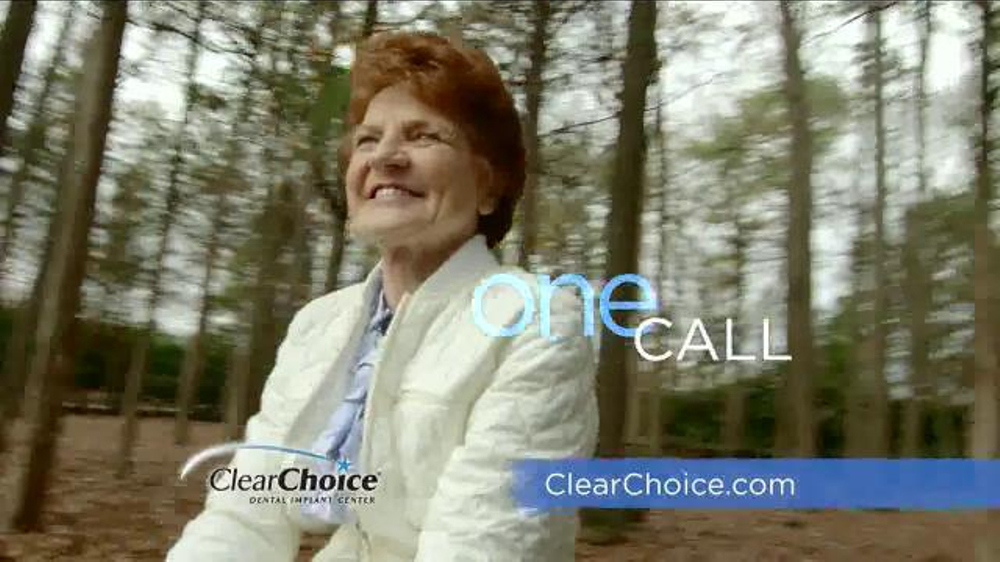 ClearChoice TV Commercial, 'Linda'