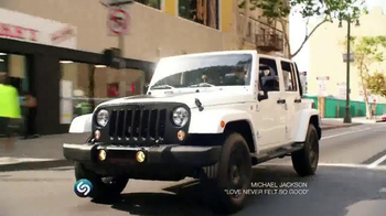 Jeep TV Spot, 'Lovers of the Game' Song by Michael Jackson - Thumbnail 1