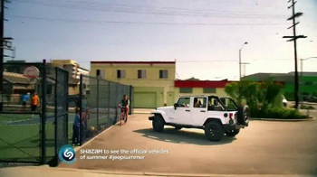 Jeep TV Spot, 'Lovers of the Game' Song by Michael Jackson - Thumbnail 4