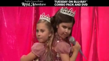 Sophia Grace & Rosie's Royal Adventure Blu-Ray and DVD TV Spot
