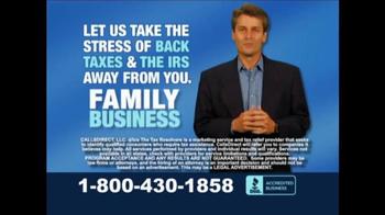 Fix Your Tax TV Spot, 'Let Us Take the Stress' - Thumbnail 5